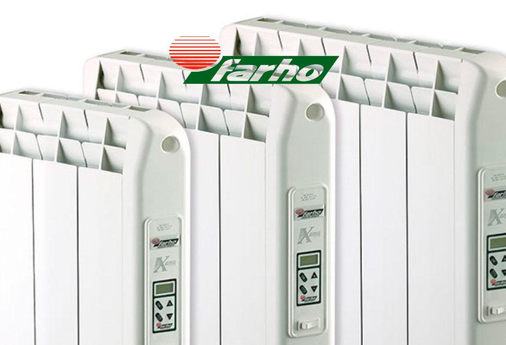 Calefaccion de alta calidad Farho