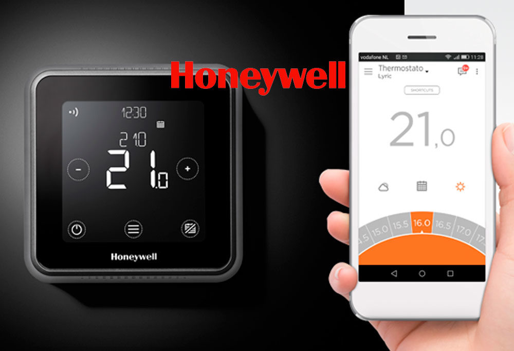 HoneyWell Termostatos