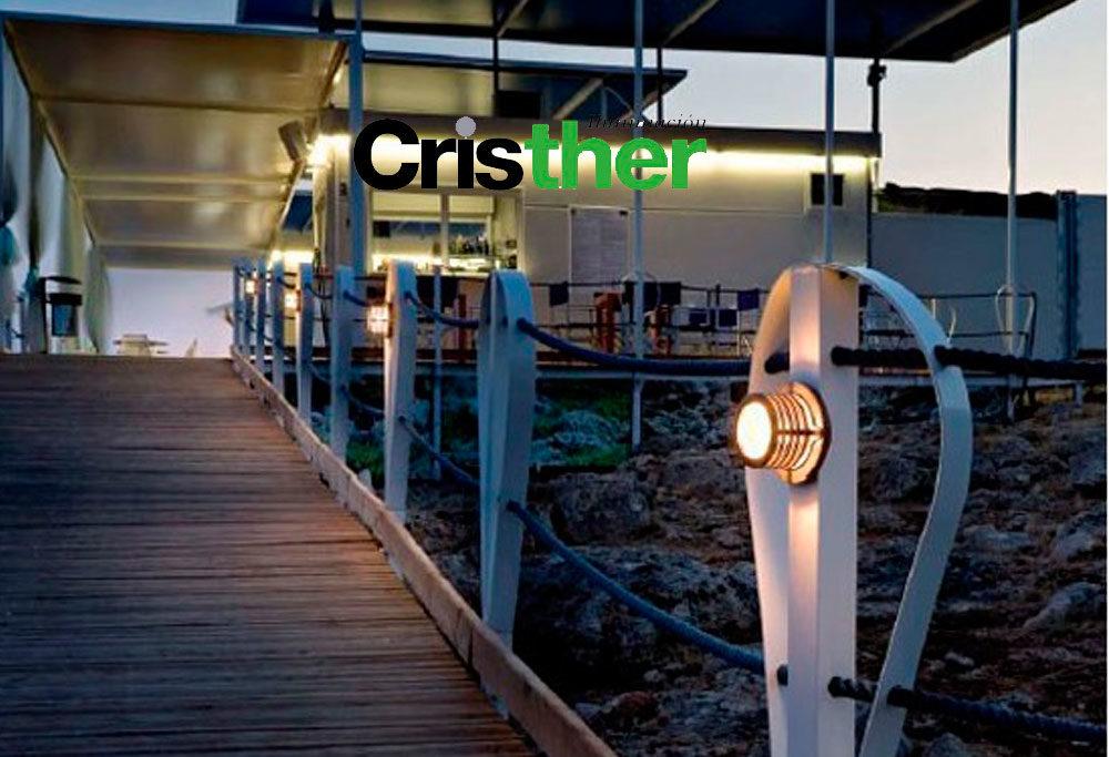 Lámparas de Exterior Cristher
