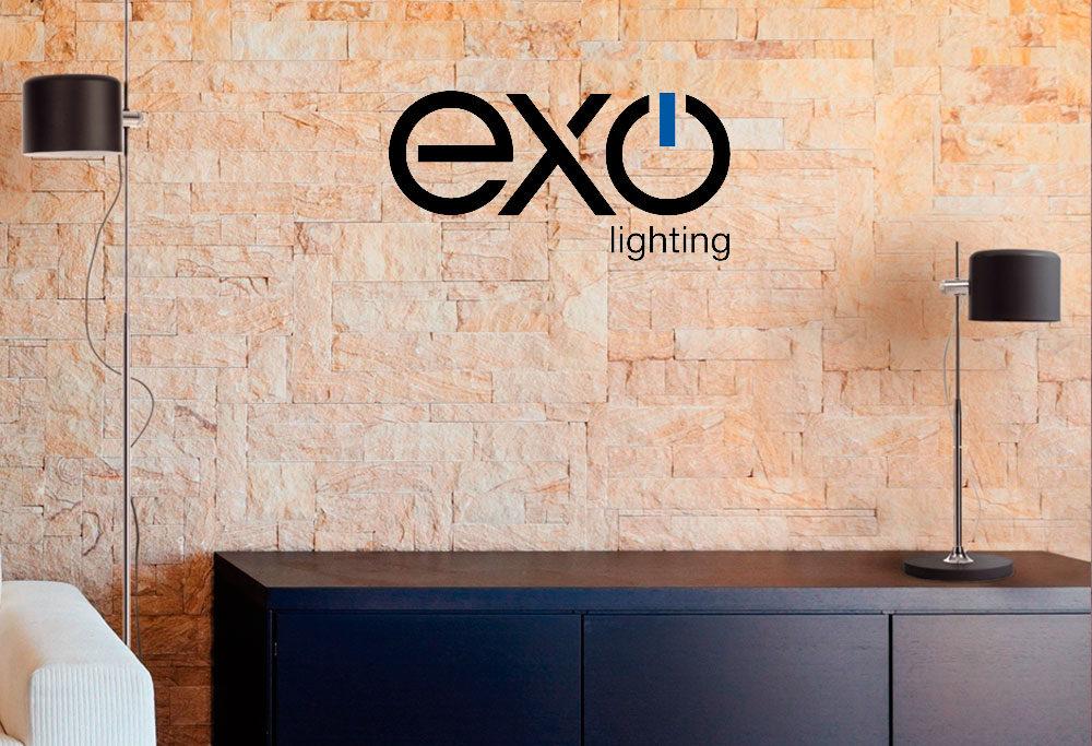 Lámparas Exo lighting