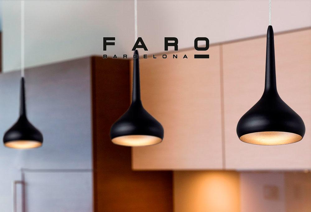 Lámparas y Ventiladores de Techo Faro Barcelona